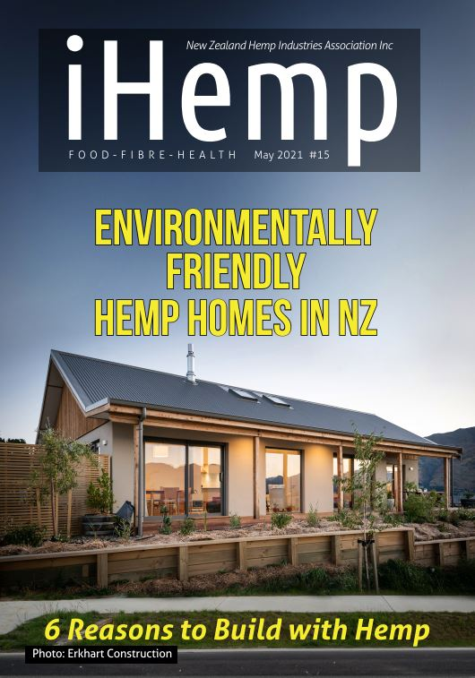 iHemp Magazine - Fibre Construction